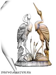 Обьёмно-скульптурная резьба